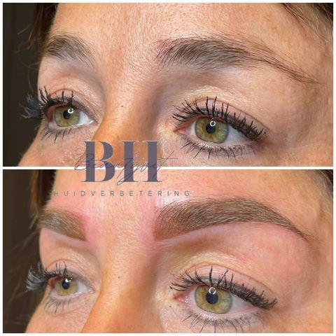 beautyvit huidverbetering permanente makeup ombre brows