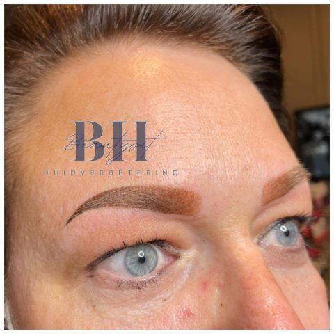 beautyvit huidverbetering breda permanente make up ombre wenkbrauwen
