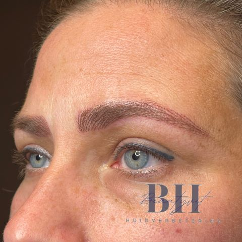 Beautyvit huidverbetering permanente make up realistische wenkbrauwen