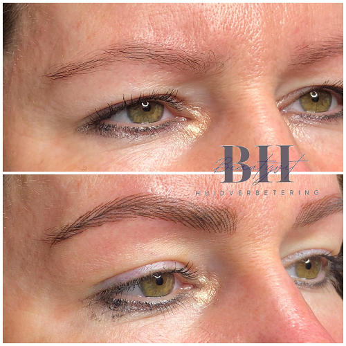 Beautyvit huidverbetering permanente make up wenkbrauwen