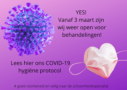covid-19 hygieneprotocol