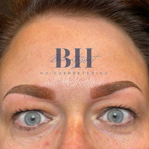 beautyvit huidverbetering ombre powder brows permanente make up breda