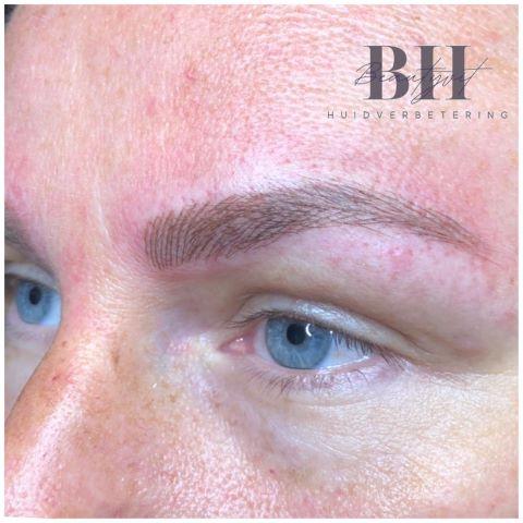 beautyvit huidverbetering permanente make up realistische wenkbrauwen eyebrows breda tattoo