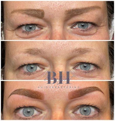 beautyvit huidverbetering permanente make up wenkbrauwen powder brows ombre breda princenhage