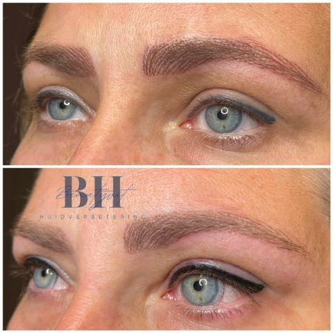 permanente make up wenkbrauwen beautyvit huidverbetering schoonheidssalon breda